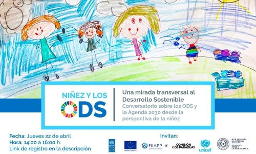 Conversatorio: La niñez y los ODS