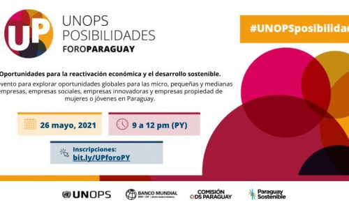 UNOPS Posibilidades: Foro Paraguay