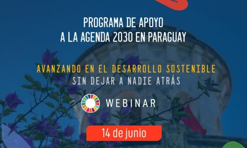 Programa de Apoyo a la Agenda 2030 en Paraguay