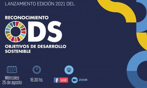 Lanzamiento Reconocimiento ODS 2021