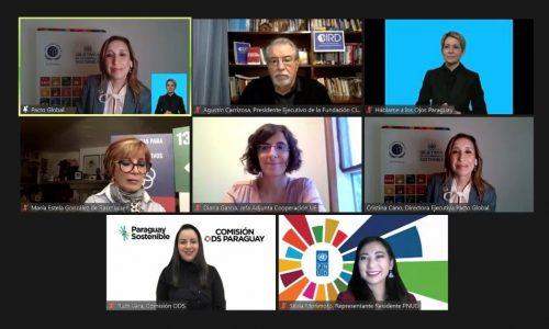 Lanzamiento de la segunda edición del concurso Reconocimiento ODS 2021